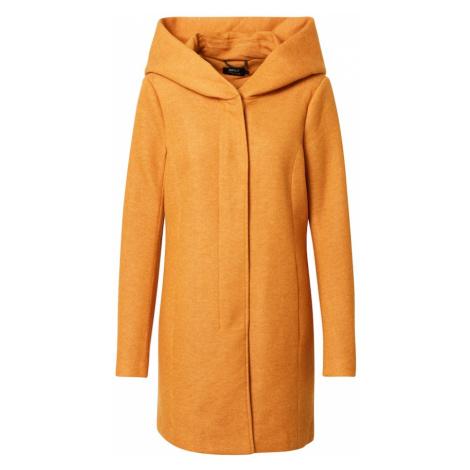 ONLY Prechodný kabát 'SEDONA'  oranžová