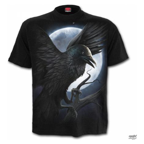 tričko SPIRAL Night Creature Čierna