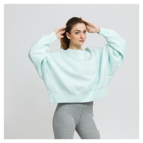 Nike W NSW Crew Fleece Trend mentolová
