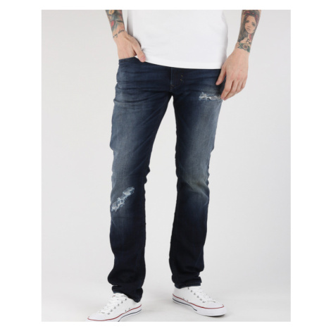 Diesel Thavar Jeans Modrá