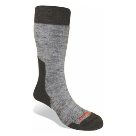 Ponožky Bridgedale MerinoFusion Summit wom 801 grey