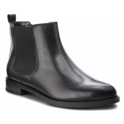 Kotníková obuv s elastickým prvkom LAUREN RALPH LAUREN