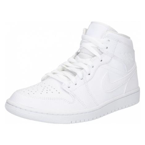 Jordan Členkové tenisky 'Air Jordan 1'  biela