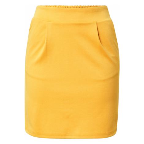 ICHI Sukňa 'KATE'  žltá