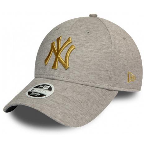 Dámska Šiltovka New Era 9Forty Metallic Logo Mlb New York Yankees Sivá