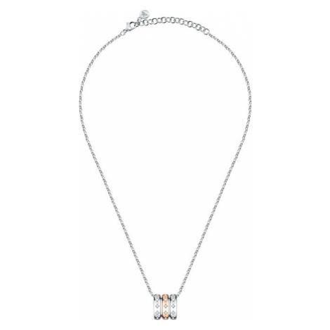 Morellato Nadčasový oceľový náhrdelník Insieme SAKM77
