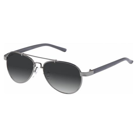 Unisex slnečné okuliare MSTRDS Mumbo Youth gun/grey Pohlavie: pánske,dámske