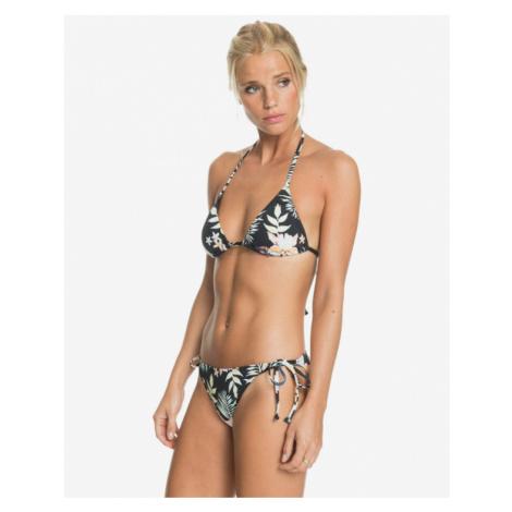 Roxy Tiki Tri Dvojdielne plavky Čierna