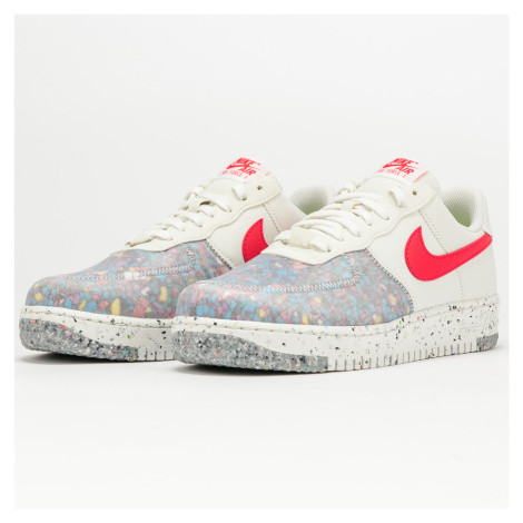 Nike W Air Force 1 Crater summit white / siren red