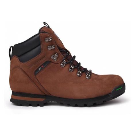 Karrimor ksb pánske turistické topánky Brown