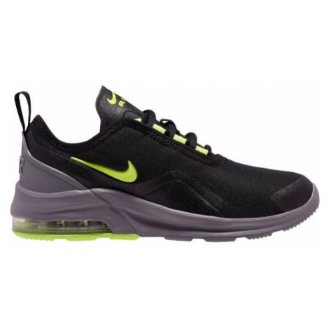Nike AIR MAX MOTION 2 GS čierna - Detská voľnočasová obuv