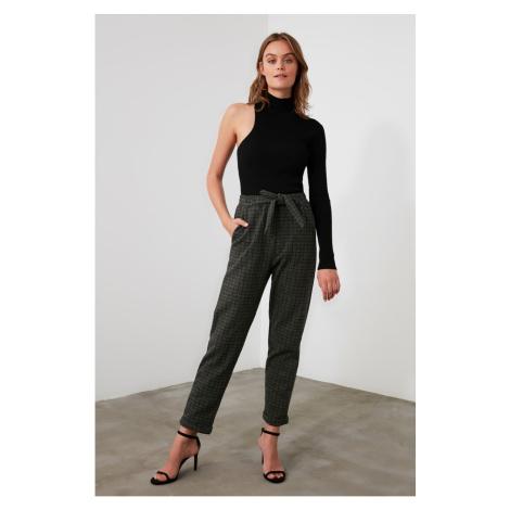 Trendyol Khai Binding Detailed Knitted Trousers