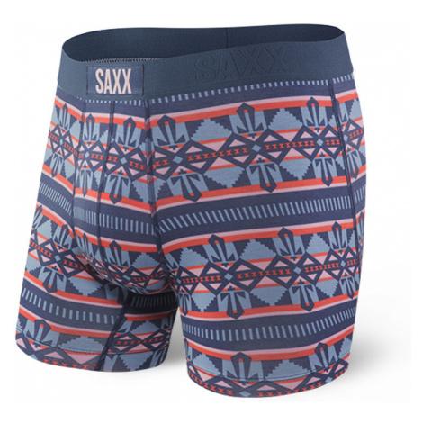 Saxx Vibe Boxer Brief Ink Geo-XXL farebné SXBM35ITB-XXL