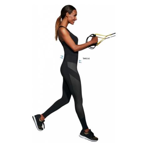 Fitness legíny Misty čierne Bas Bleu