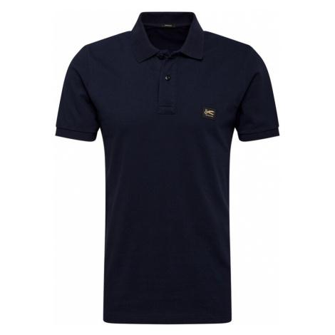DENHAM Tričko 'REGENCY'  námornícka modrá