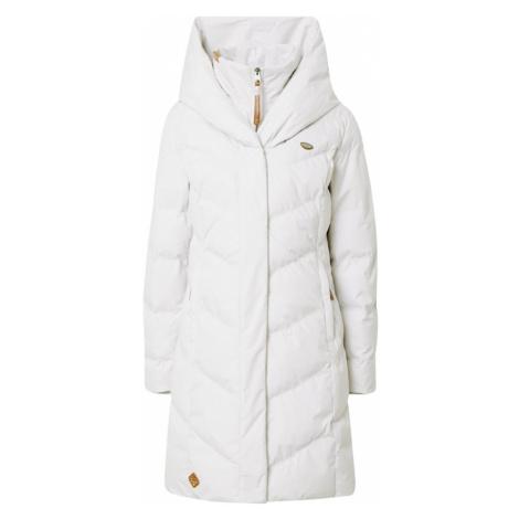 Ragwear Zimný kabát 'Natalka'  biela