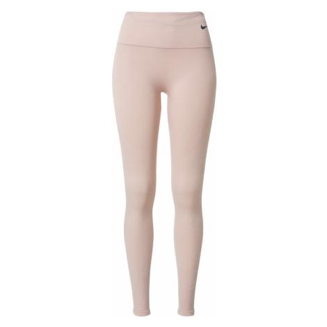 NIKE Športové nohavice 'Epic Luxe Run Division'  ružová
