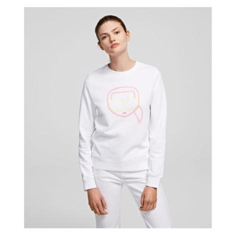 Mikina Karl Lagerfeld Ikonik Karl Face Sweatshirt