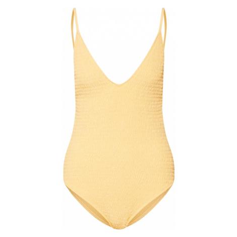LeGer by Lena Gercke Jednodielne plavky 'Grace'  žltá