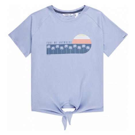O'Neill LG ABI T-SHIRT modrá - Dievčenské tričko