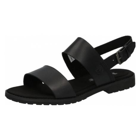 TIMBERLAND Sandále  čierna