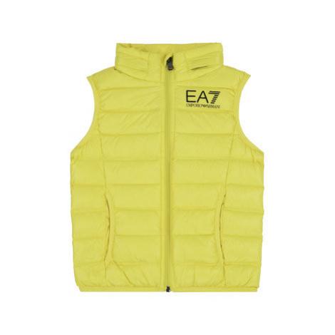 EA7 Emporio Armani Vesta 8NBQ01 BN29Z 1632 Žltá Regular Fit