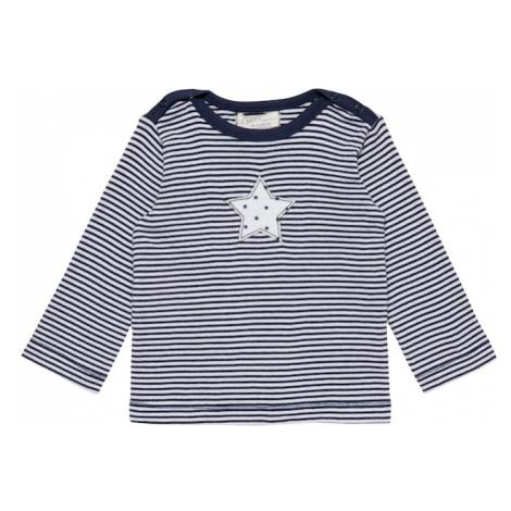 Sense Organics Tričko 'LUNA'  námornícka modrá / biela