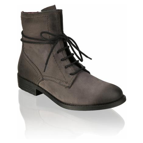TAMARIS členková obuv šedá