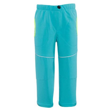 GOOD2GO Softshellové nohavice modré - veľ. 80