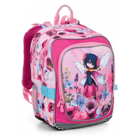 Školská taška Topgal ENDY 19003 G