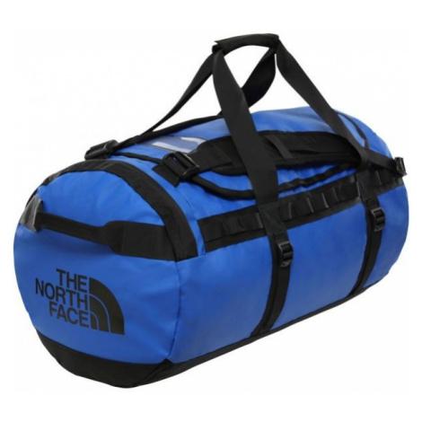The North Face BASE CAMP DUFFEL M modrá - Športová taška