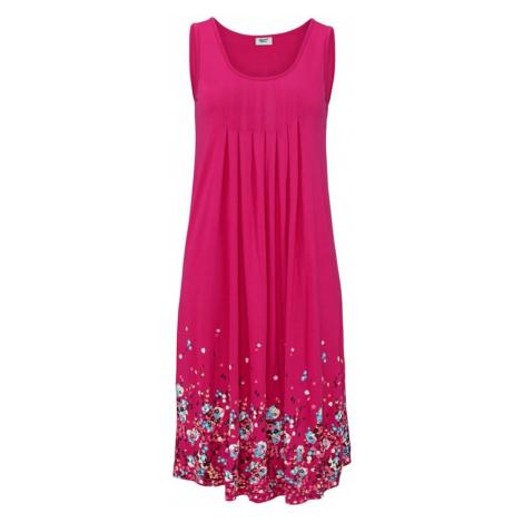 BEACH TIME Letné šaty  zmiešané farby / ružová Beachtime