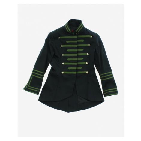 John Richmond Kabát detský Čierna