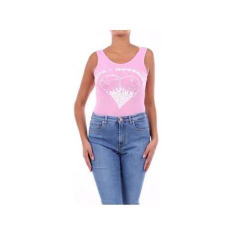 Love Moschino W900101E2151 Ružová