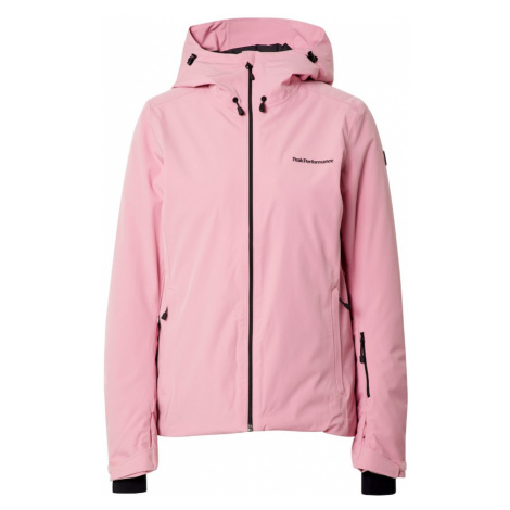 PEAK PERFORMANCE Outdoorová bunda 'Anima'  ružová