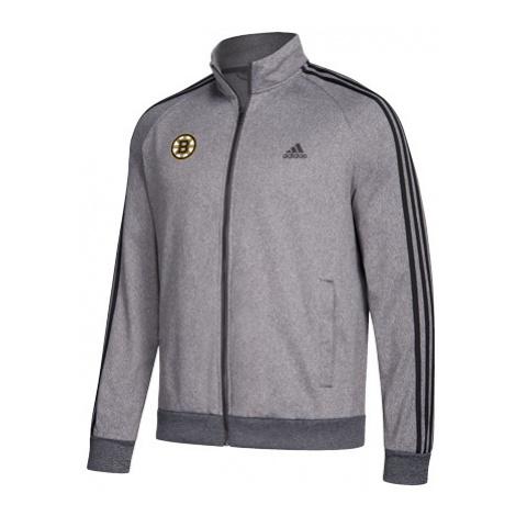 Pánska Športová Bunda Adidas Track Jacket Nhl Boston Bruins