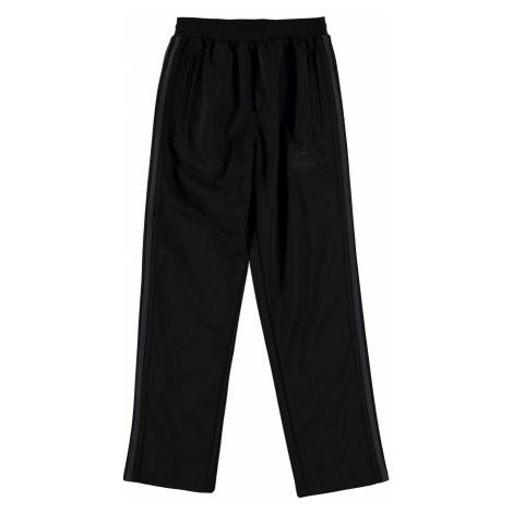 Lonsdale Tracksuit Pants Junior Boys Black/Charcoal