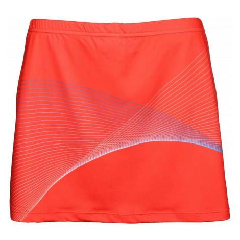 Wave Skort dámská sukně barva: oranžová;velikost oblečení: M Sergio Tacchini