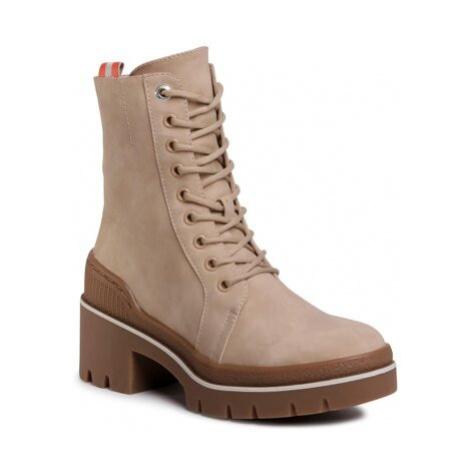 Šnurovacia obuv Jenny Fairy WS5205-01 Ekologická koža/-Ekologická koža