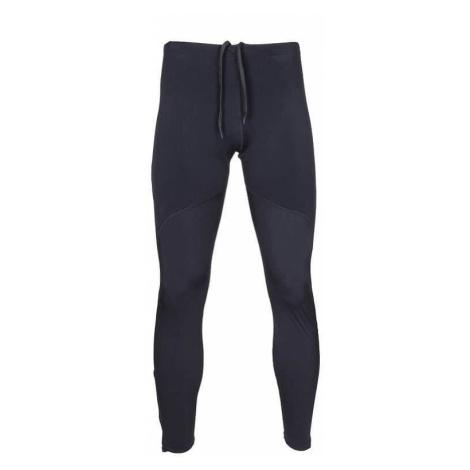 RP-1 běžecké elastické kalhoty barva: černá;velikost oblečení: L Merco