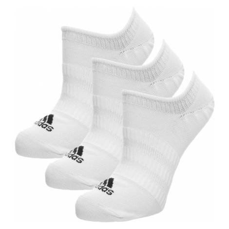 ADIDAS PERFORMANCE Športové ponožky  biela / čierna