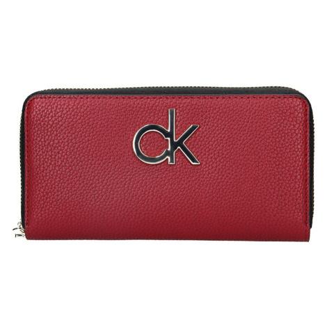 Dámska peňaženka Calvin Klein Fiora - vínová