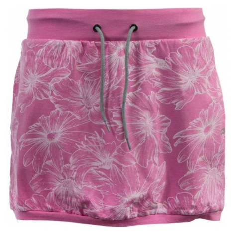 ALPINE PRO KSIA ružová - Dámska sukňa