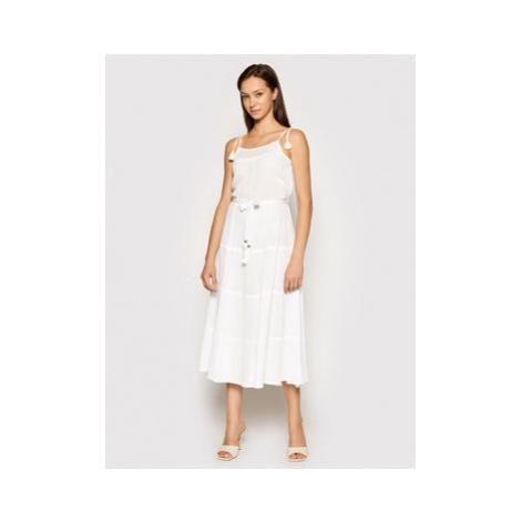 Melissa Odabash Letné šaty Fru CR Biela Regular Fit