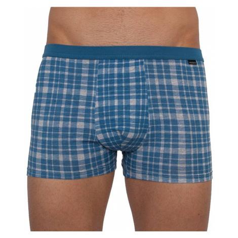 Pánske boxerky Andrie modré (PS 5257 B)
