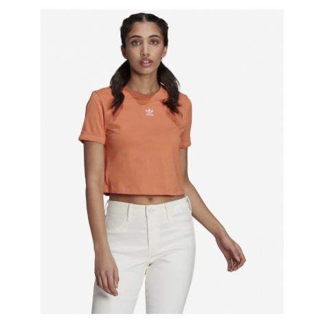 adidas Originals Crop Top Oranžová