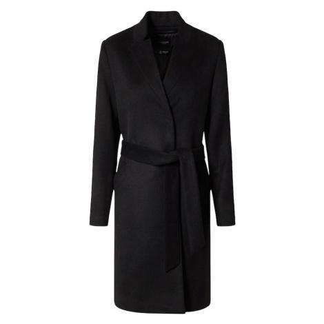 SELECTED FEMME Prechodný kabát 'SLFMELLA'  čierna
