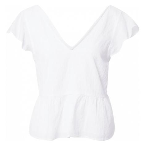 Abercrombie & Fitch Blúzka  biela