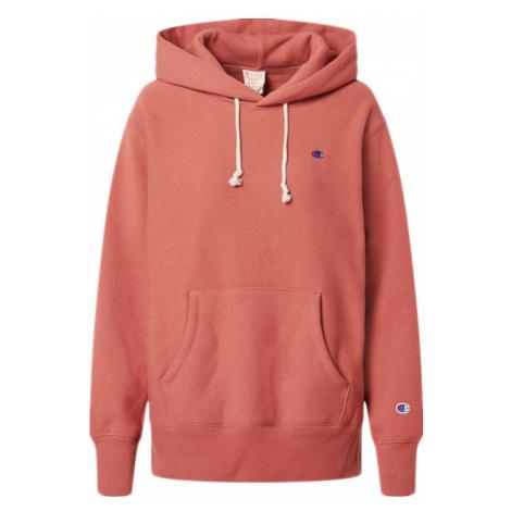 Champion Hooded Sweatshirt-L oranžové 113350_F20_RS045-L