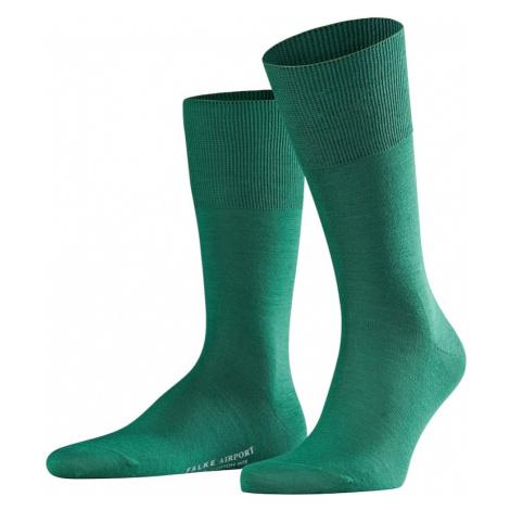 FALKE Ponožky 'Airport'  zelená